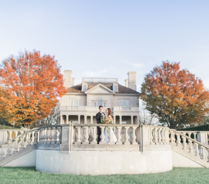 Virginia Fall Wedding