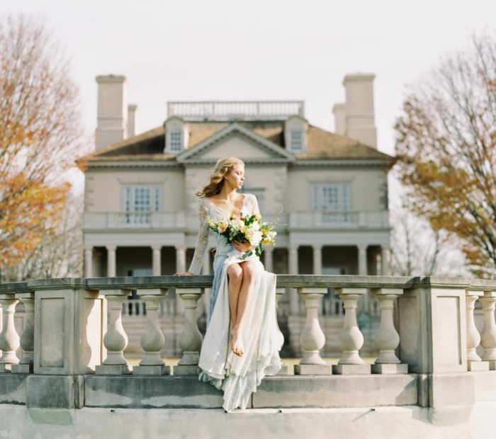 Virginia Wedding Mansion
