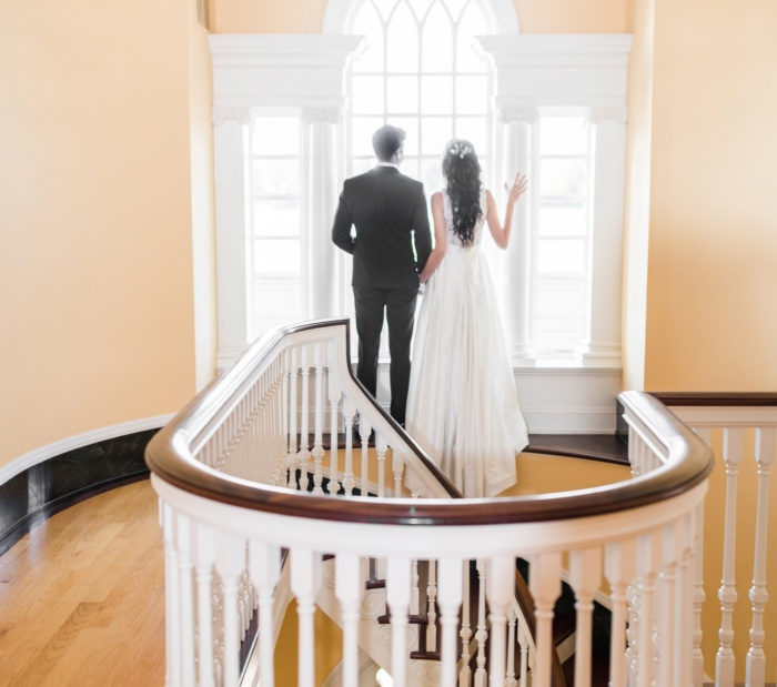 Georgian Mansion Wedding