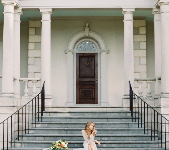 Mansion Wedding Venue in Virginia
