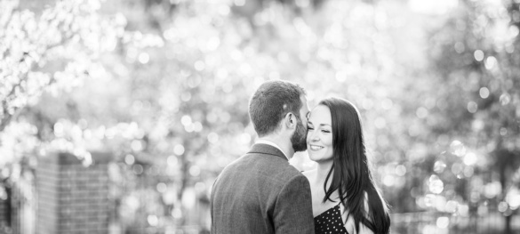 Meghan and Trevor - A DC and Georgetown Engagement Session - DC Wedding Photographer