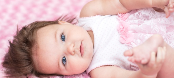 Brenna at Six Months - A Virginia Baby Photography Session