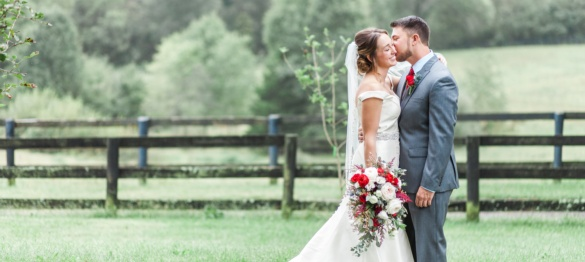 Alyssa and Ben | A Rixey Manor Virginia Wedding